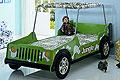 детские кровати Willi Jeep (кровать машина джип)