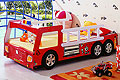 детские кровати Пожарная машина (кровать машина)