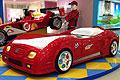 детские кровати GTA saund racing (кровать машина)