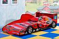 детские кровати F1 new (кровать машина)