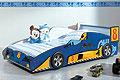 детские кровати Milli Willi 008 (детская кровать машина)